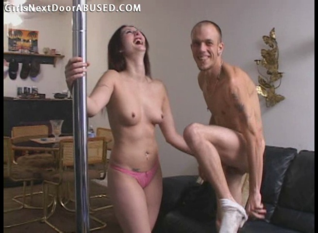 Stripper Becomes Slut